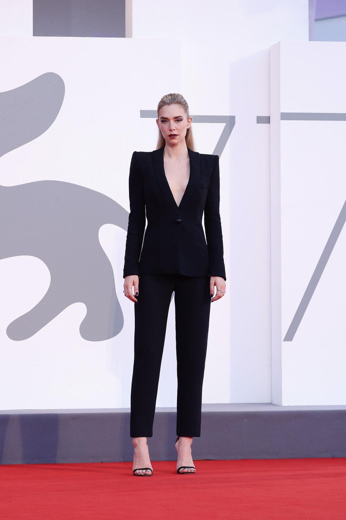Vanessa Kirby, Filmfestspiele Venedig 2020