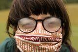 Haushalts-Tricks: beschlagene Brille
