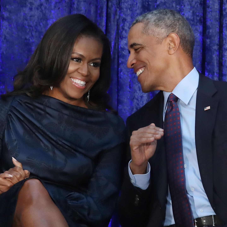 Michelle Obama: Das Geheimnis ihrer Ehe