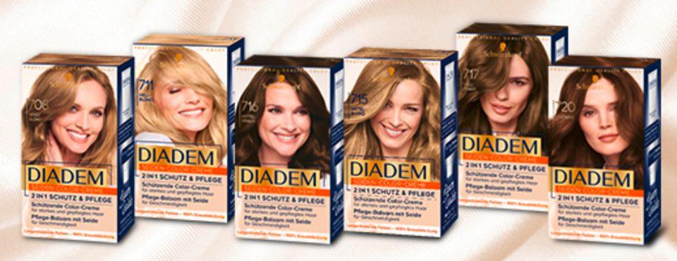 Entdecken Sie das neue DIADEM mit stärkendem Serum!