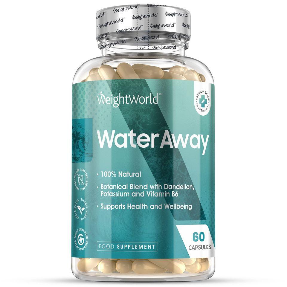 Premium Water Away Entwässerungstabletten