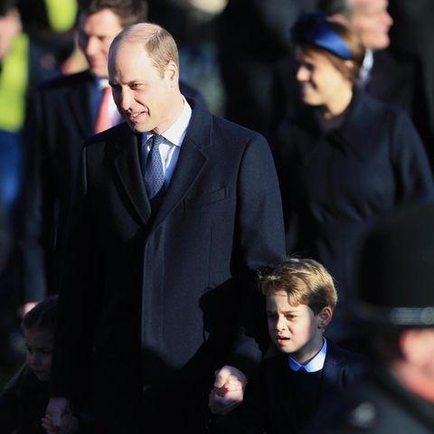 Prinz William: Große Erleichterung