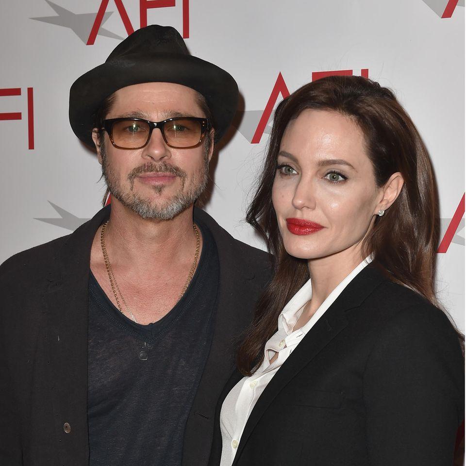 Brad Pitt + Angelina Jolie: Jetzt eskaliert der Rosenkrieg
