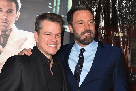 Famous Family: Matt Damon und Ben Affleck