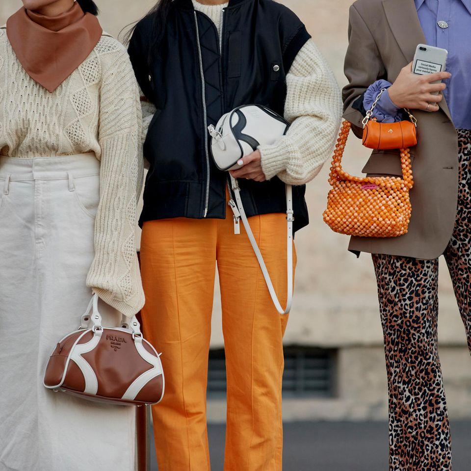 Brigitte Shoppingdays: Milan Fashion Week Fall/Winter 21