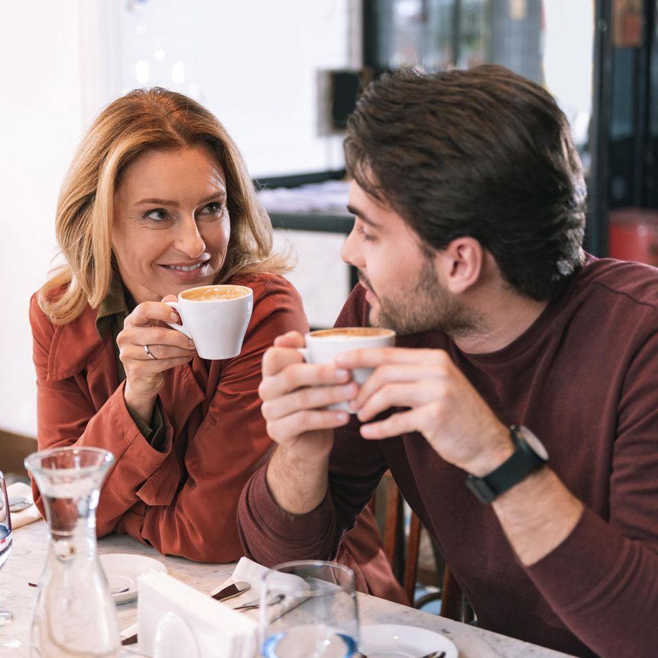 Das ist der perfekte Altersunterschied in einer Beziehung