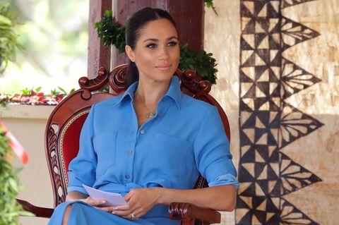 """Herzogin Meghan: Ihren Fans fällt auf: """"Meghan sieht im Gesicht verändert aus"""""""