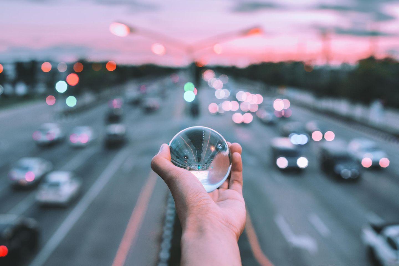 Zukunftsforscher: Verkehr in der Glaskugel