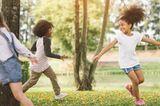 Scheidungskinder: Kinder beim Spielen