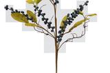 Künstlicher Heidelbeer-Zweig