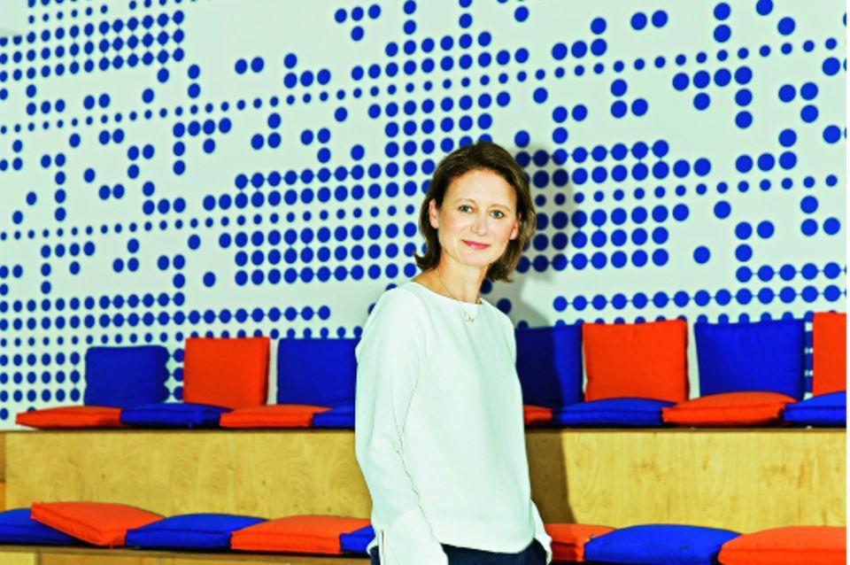 Die besten Arbeitgeber für Frauen - BRIGITTE-Studie klärt auf: Gabriele Kinast