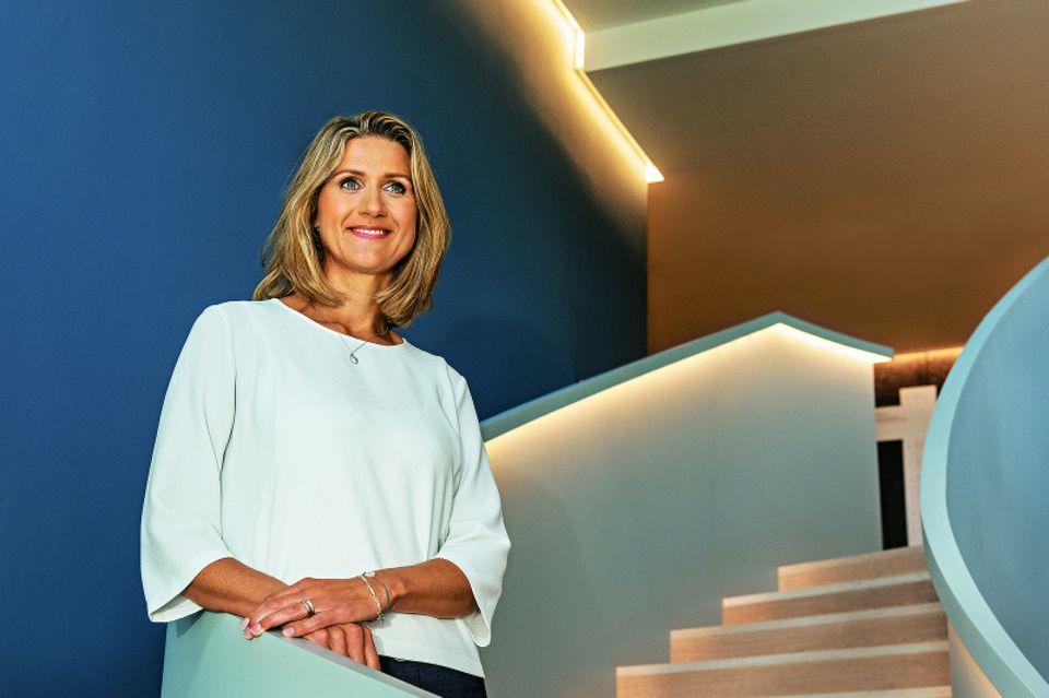 Die besten Arbeitgeber für Frauen - BRIGITTE-Studie klärt auf: Katy Roewer
