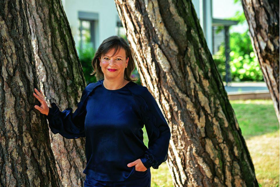 Die besten Arbeitgeber für Frauen - BRIGITTE-Studie klärt auf: Christina Ullmann
