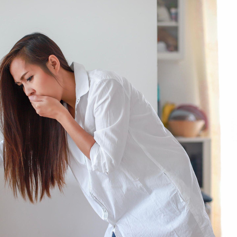 Gut zu wissen!: Schwangere mit Übelkeit