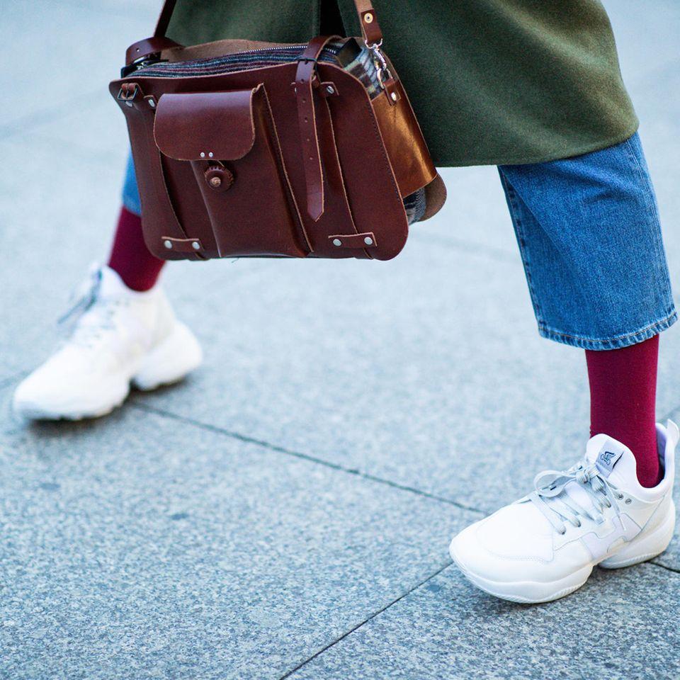 6 Sneaker-Trends, die wir diesen Herbst lieben!