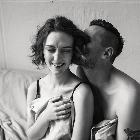 Reddit: Paar im Bett