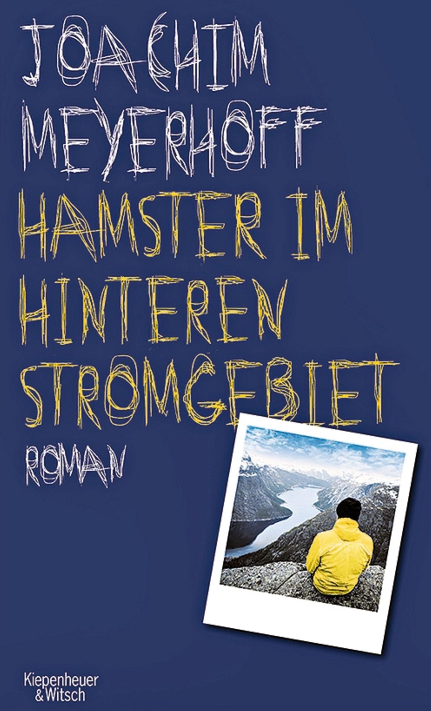 """Buchtipps der Redaktion: Buchcover """"Hamster im hinteren Stromgebiet"""""""