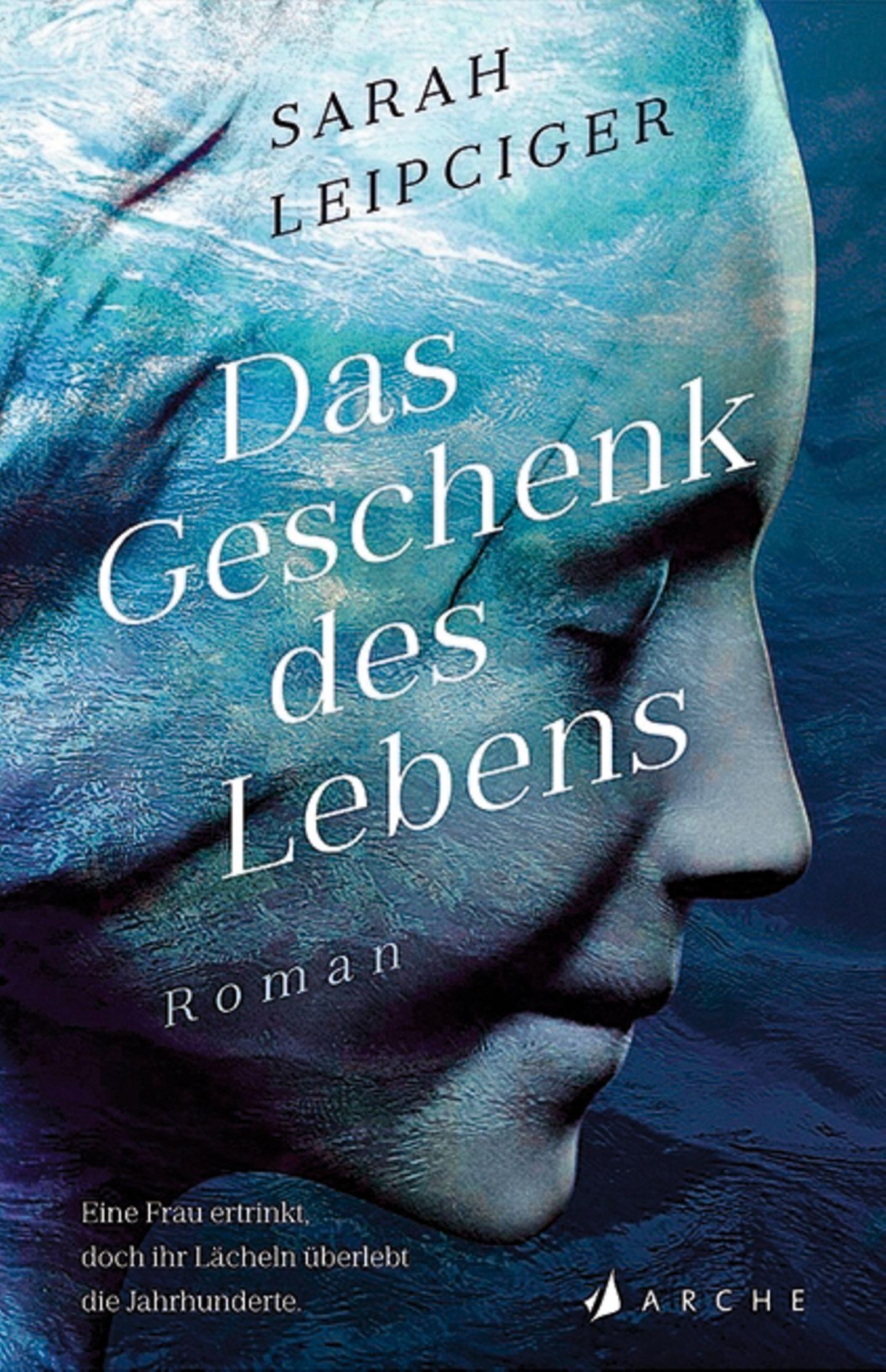 """Buchtipps der Redaktion: Buchcover """"Das Geschenk des Lebens"""""""