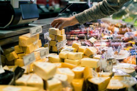 Rückruf: Käse aus der Theke