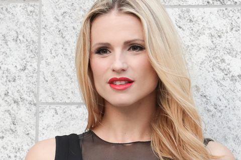 Stars ungeschminkt: Michelle Hunziker