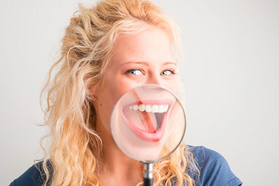 Gewinnspiel: Gesund beginnt im Mund:  LISTERINE® macht da weiter, wo die Zahnbürste aufhört