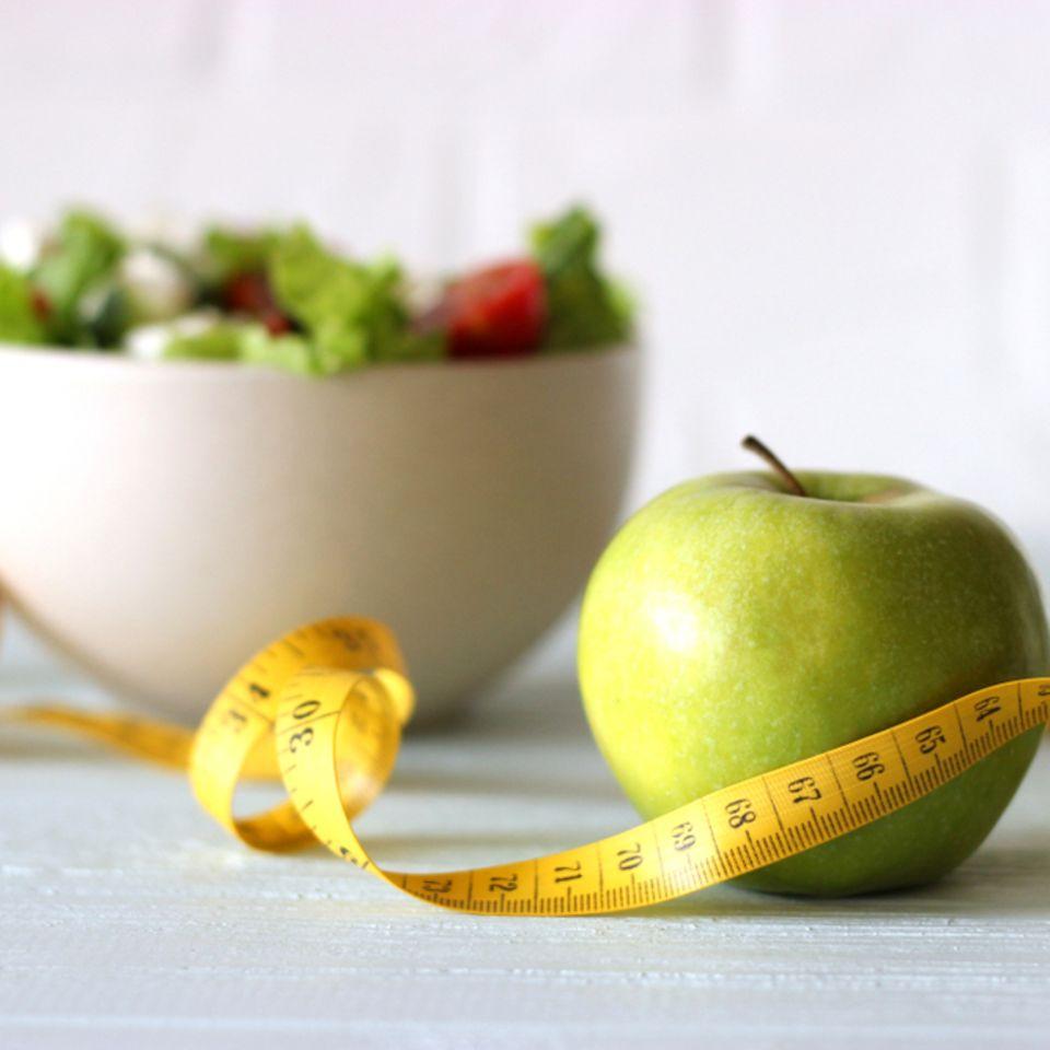 Extremdiäten: Gesundes Essen