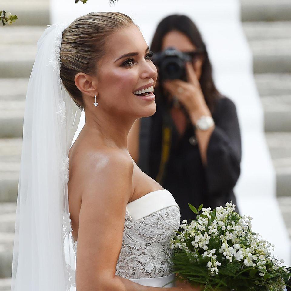 Brautkleider der Stars: Sylvie Meis