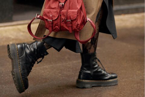 Chunky Boots: London Fashion Week, Fall/Winter 2020