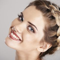 Silvester-Frisuren: Gretchenfrisur
