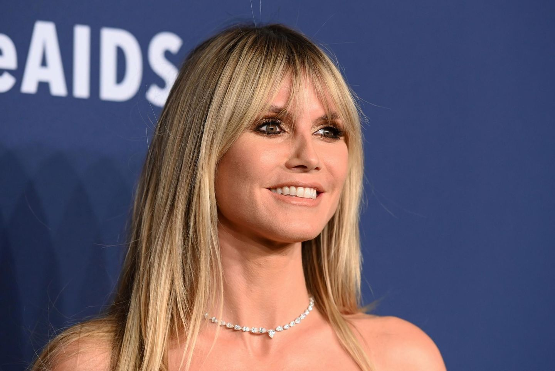 Frisuren, die jünger machen: Heidi Klum