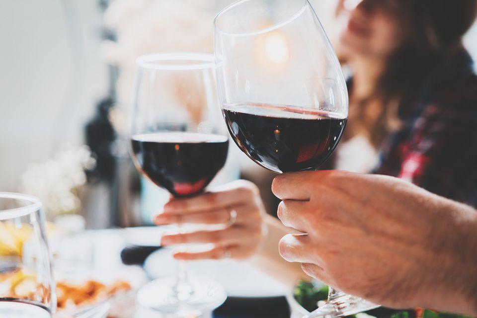 Ersetzt ein Glas Rotwein eine Stunde Workout: Rotwein