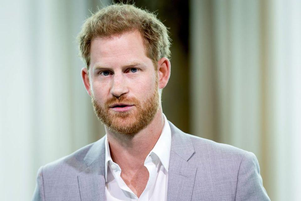 Prinz Harry: Hat er das gerade wirklich gesagt?