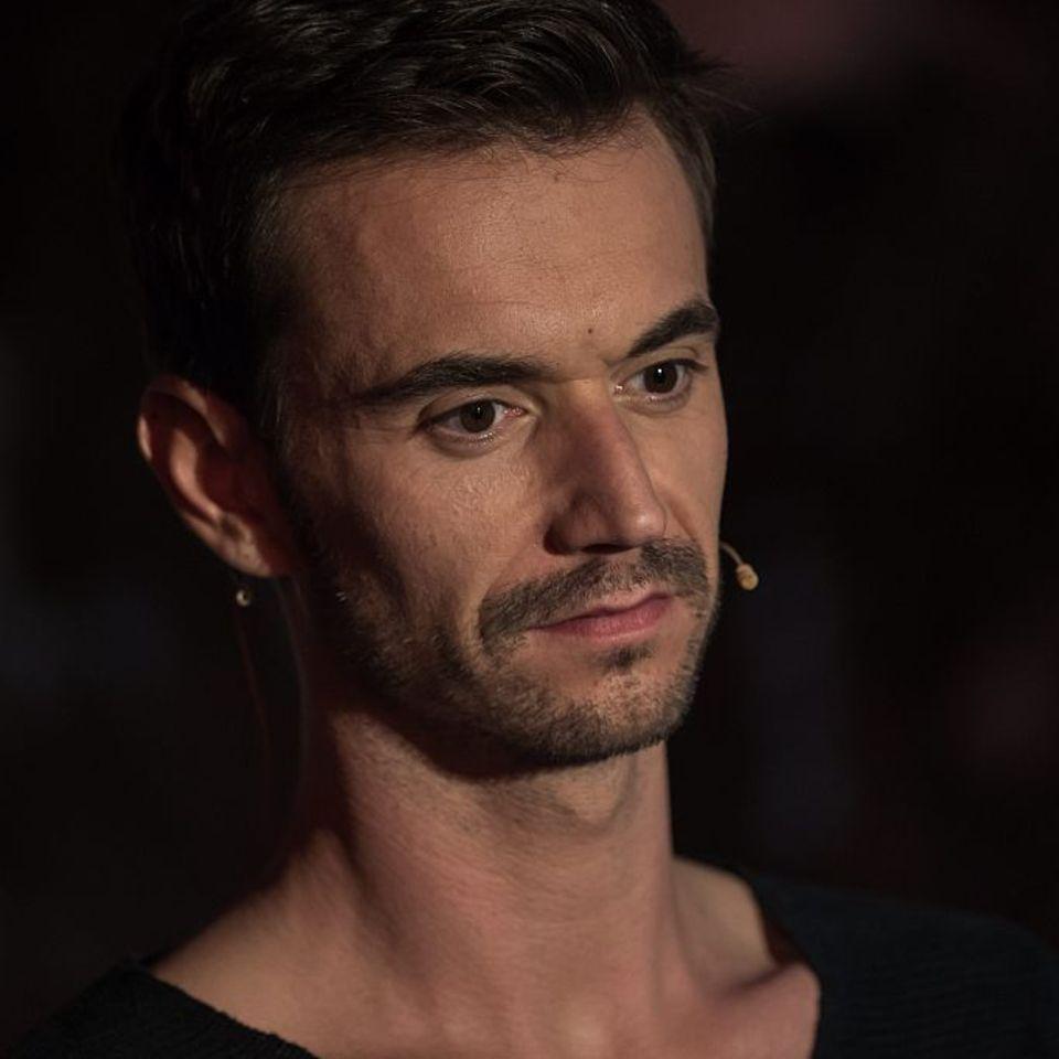 Florian Silbereisen in tiefer Trauer