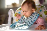 Familienleben: Baby schmeckt Essen nicht