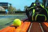 Familienleben: Sporttasche