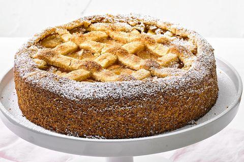 Veganer Birnen-Pie