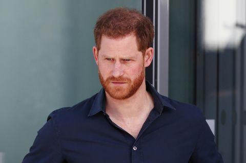 Prinz Harry: Palast geht auf Distanz