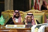Reiche Familien: König Salman und Kronprinz Mohammed bin Salman