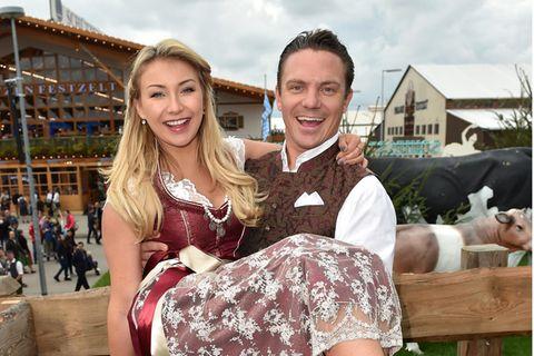 Stefan Mross + Anna-Carina Woitschack haben überraschende Neuigkeiten