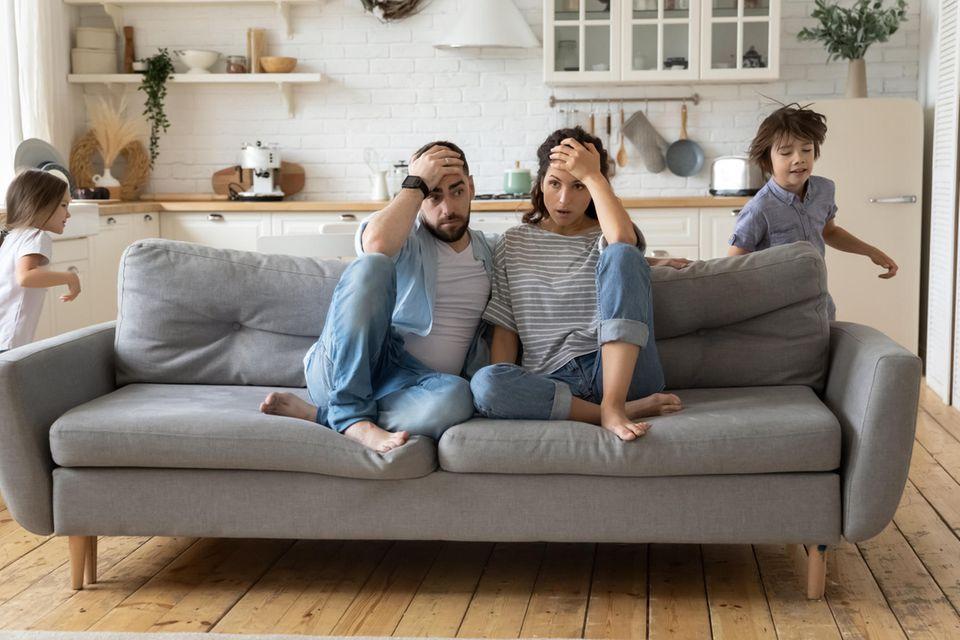 Entspanntes Familienleben: Familienalltag