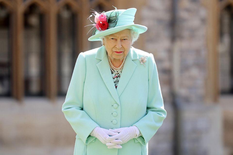 """Royals: Queen-Urenkelin Mia """"ist ziemlich aggressiv"""""""