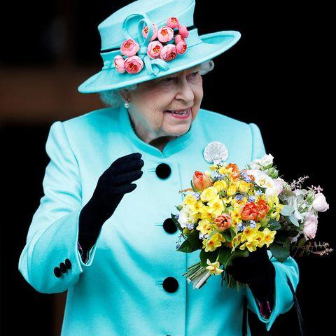 Gewusst?: Diese Farbe würde die Queen NIEMALS tragen