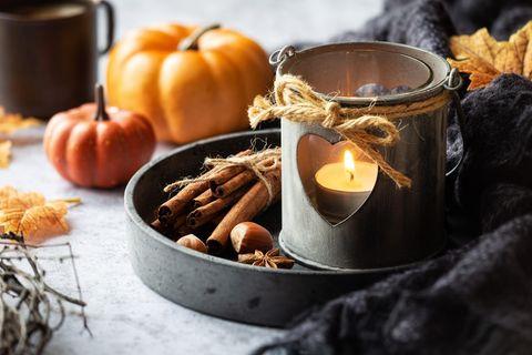 Diese Deko-Trends bringen das Herbstgefühl nach Hause