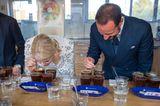 Royales Kaffeekränzchen: Prinzessin Mette-Marit und Prinz Haakon
