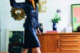 Schöne Kleider für jede Jahreszeit: Lederkleid