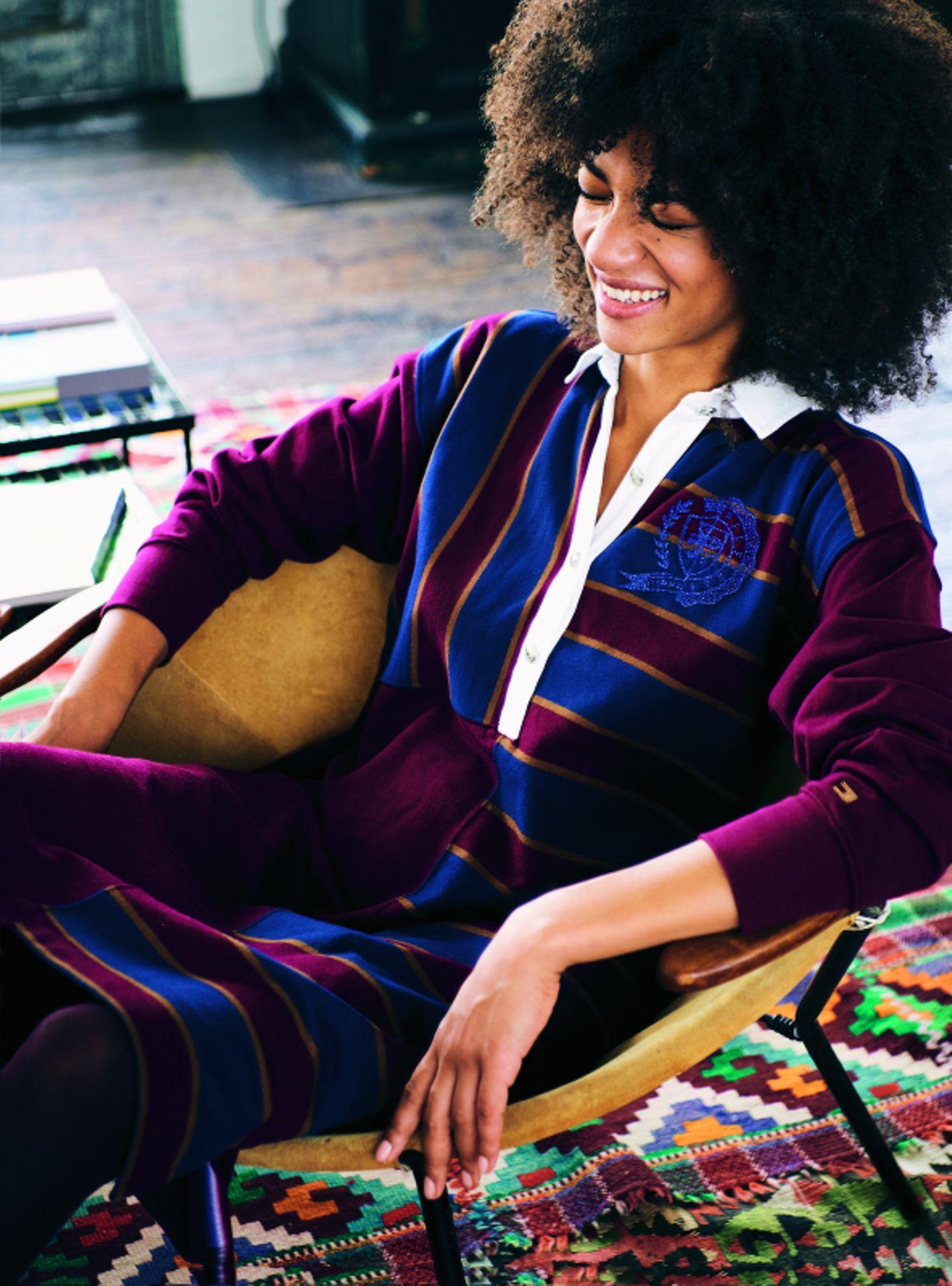 Schöne Kleider für jede Jahreszeit: Sweatshirtkleid