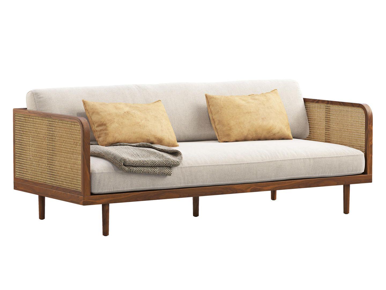 Wiener Geflecht: Sofa