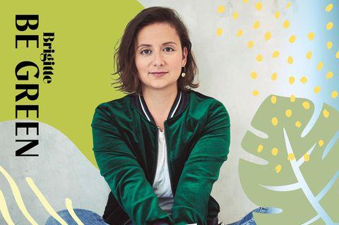 Be Green: Alexandra Zykunov