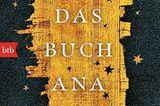 """Lesen: Buchcover """"Das Buch Ana"""""""