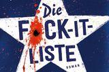 """Lesen: Buchcover """"Die F*ck-It-Liste"""""""